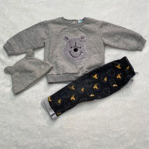 Disney Baby Winnie the Pooh Outfit - 18M